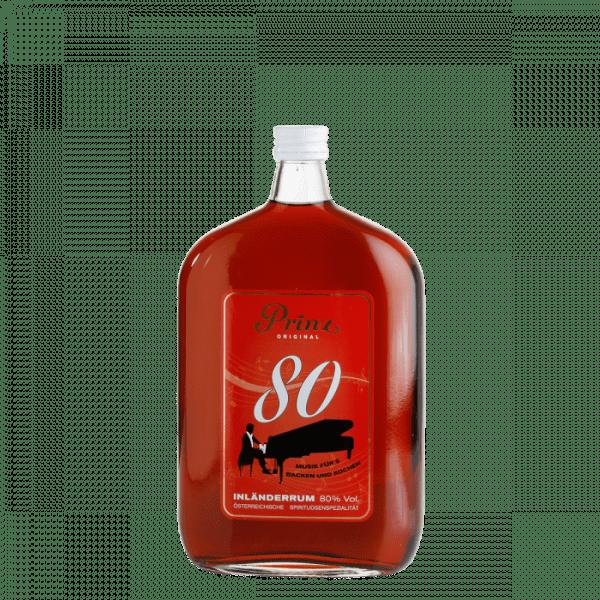 Prinz-Inländer Rum 80% Vol.