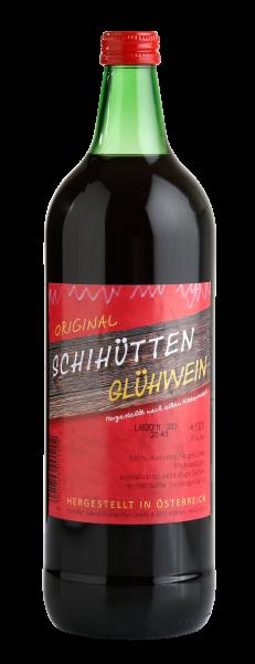 Original Prinz Schihütten Glühwein aus Österreich 10% Vol.