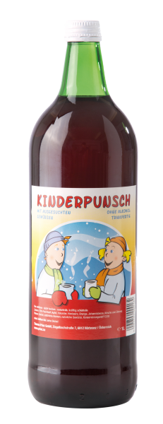 Prinz Kinderpunsch - Original Kinderpunsch aus Österreich