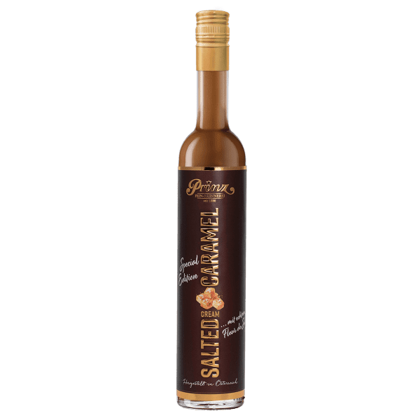 Prinz Salted Caramel Cream 17 % vol