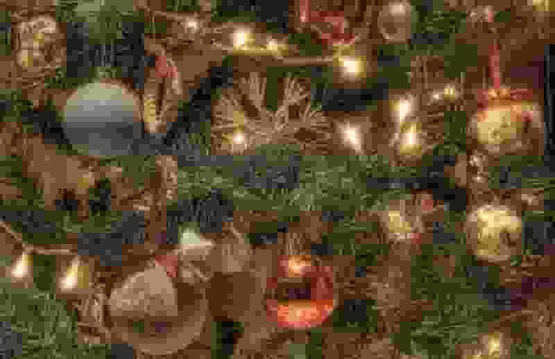 CHristbaum loben