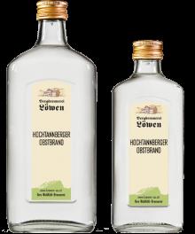 Löwen Hochtannberger Obst-Brand 42% Vol.