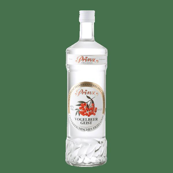 Prinz Vogelbeer-Schnaps 40% Vol.