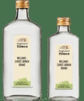 Löwen WilliamsChristBirnen-Brand 42% Vol.